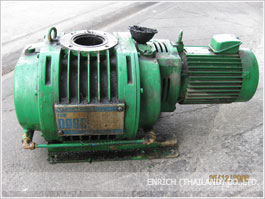 Mechanical Booster Vacuum Pumps